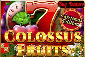 Colossus Fruits Christmas Edition