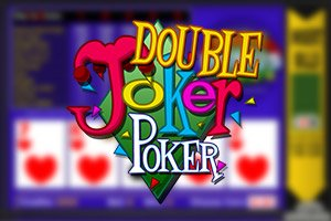 Double Joker Poker Gratuit