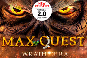 Max Quest: Wrath of Ra